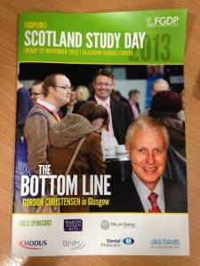Final Year and the Scotland Study Day