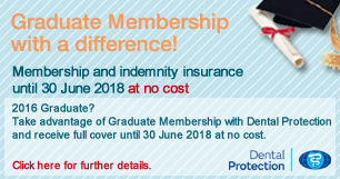 Graduate membership with a difference